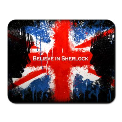 Коврик для мыши Шерлок (Sherlock)