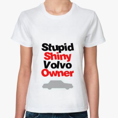 Классическая футболка Volvo owner