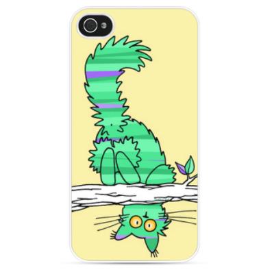 Чехол для iPhone Йошкин кот