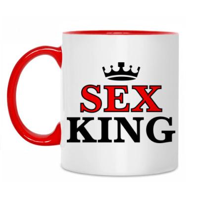 Кружка Sex king