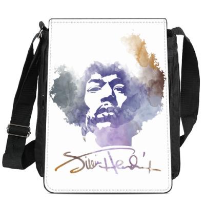 Сумка-планшет  Jimi Hendrix - Джими Хендрикс