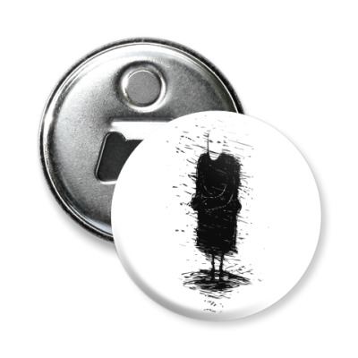 Магнит-открывашка Mr. Freeman3