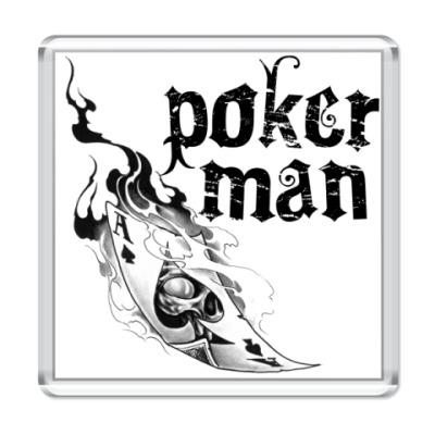 Магнит Poker