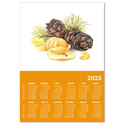 Календарь Scent of Christmas