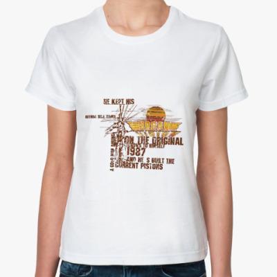 Классическая футболка Urban Style