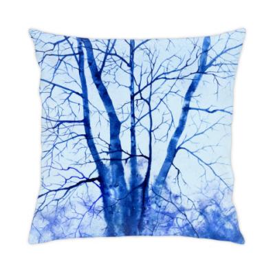 Голубые ветви
