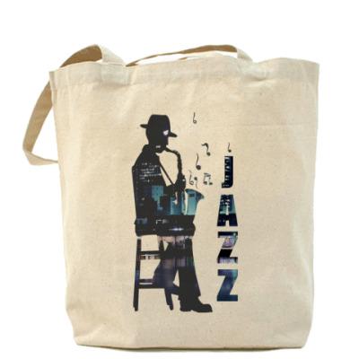 Сумка Холщовая сумка Jazz