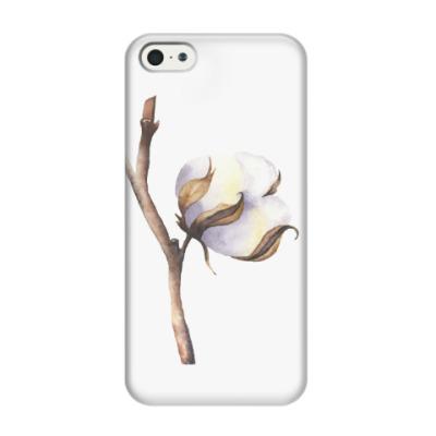 Чехол для iPhone 5/5s Хлопок