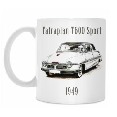Кружка Tatraplan Sport