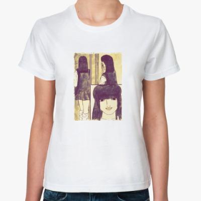 Классическая футболка old time