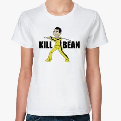 Классическая футболка Kill Bean