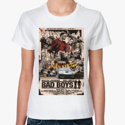 Классическая футболка Плохие Парни