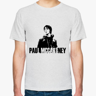 Футболка Paul Mccartney