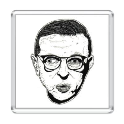 Магнит Жан-Поль Сартр