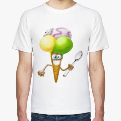 Футболка Мороженое