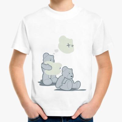 Детская футболка 'Медведы'