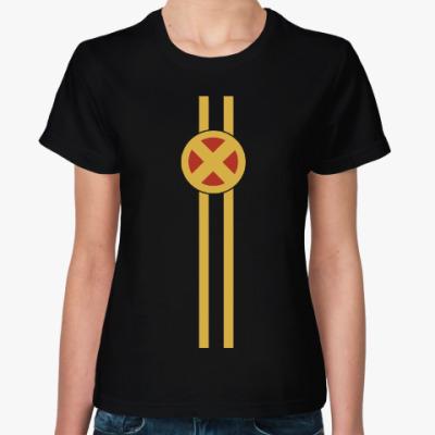 Женская футболка Люди Икс