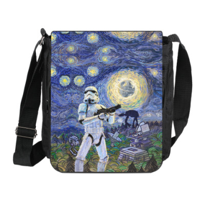 Сумка на плечо (мини-планшет) Star Wars Starry Night