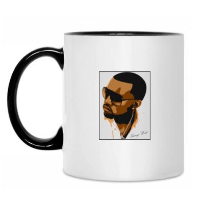 Кружка Kanye West