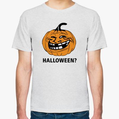 Футболка Halloween?