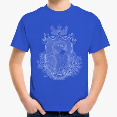Детская футболка Сокол