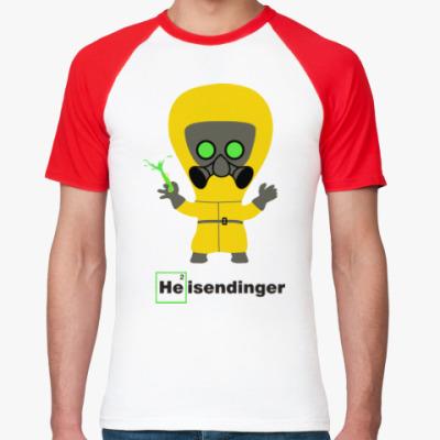 Футболка реглан Heisendinger