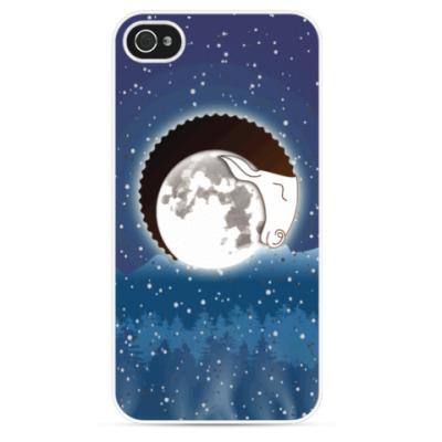 Чехол для iPhone Лунный Баран