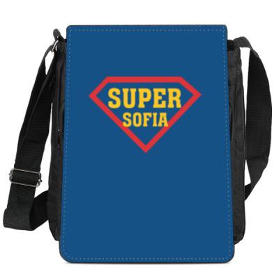 Сумка-планшет супергёрл (SUPERGIRL). super s
