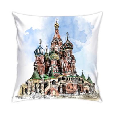 Подушка Храм Василия Блаженного