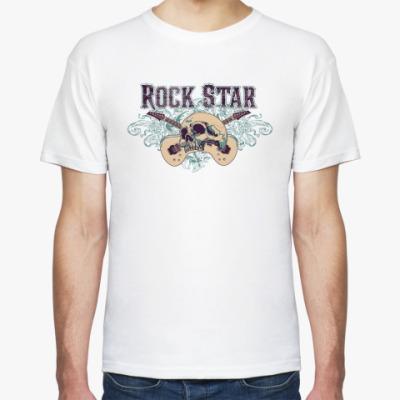 Футболка  RockStar