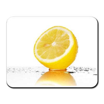 Коврик для мыши  'Лимон'