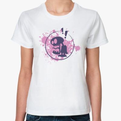 Классическая футболка WOW