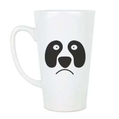 Чашка Латте Пес Барбос