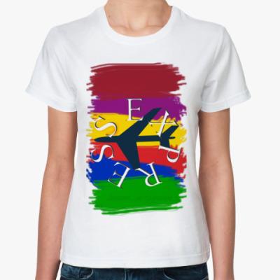 Классическая футболка Sex