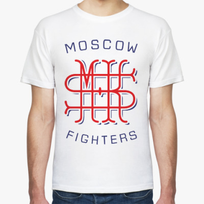 Футболка Moscow fighters