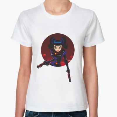 Классическая футболка Агент