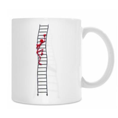 Кружка `Лестница в небо`