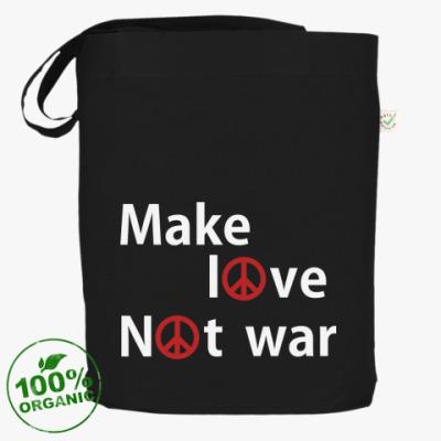Сумка Make love not war