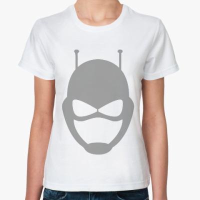 Классическая футболка Человек-муравей