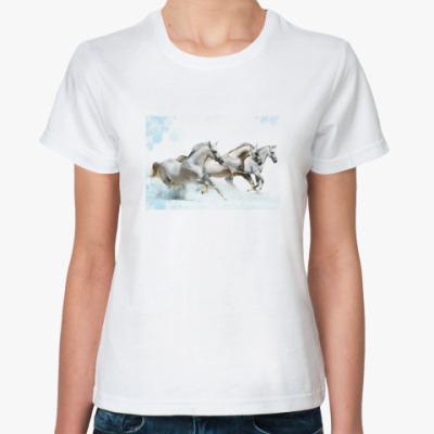 Классическая футболка Кони