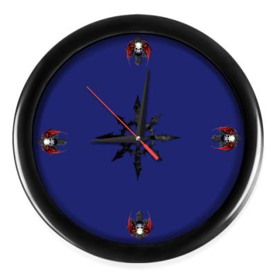 Настенные часы Dominus Nox
