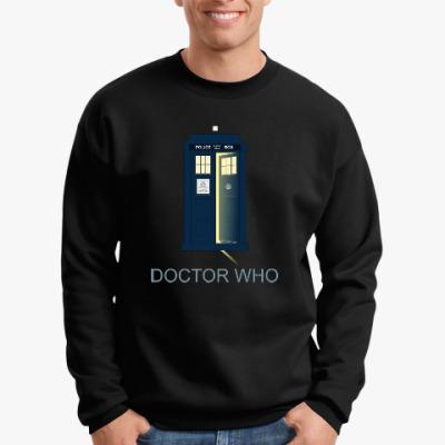 Свитшот Doctor Who 2015