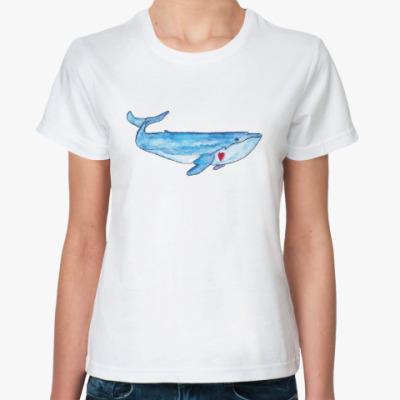 Классическая футболка Кит