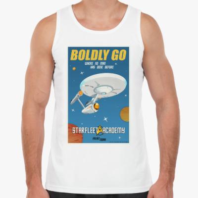Майка Star Trek Boldly Go