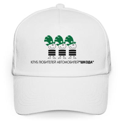 Кепка бейсболка Бейсболка Skoda-Club