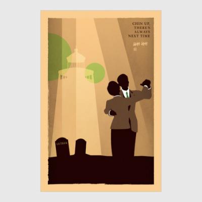 Постер Bioshock Infinite: Lutece
