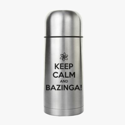 Термос  BAZINGA!