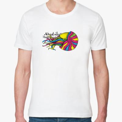 Футболка из органик-хлопка Nautilus Pompilius