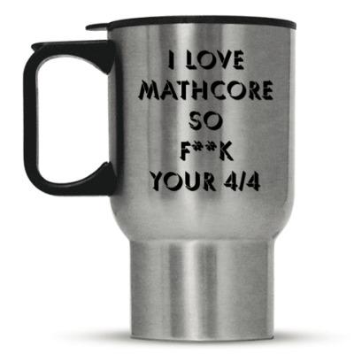 Кружка-термос Mathcore