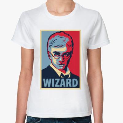 Классическая футболка Wizard